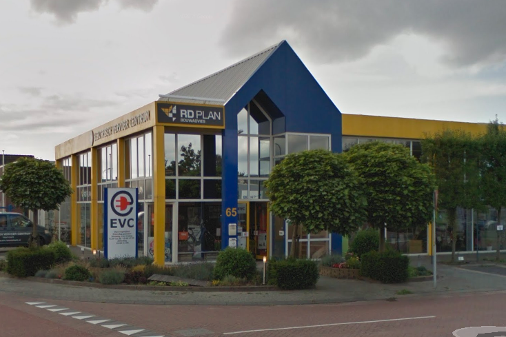 RD Plan, Lijnbaan 65, 1969 ND Heemskerk
